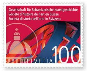 Sondermarke der GSK der Schweizerischen Post