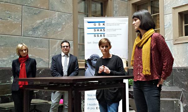 GSK/SHAS lance l'Année européenne du Patrimoine à La Chaux-de-Fonds