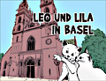 Cover Leo und Lila in Basel