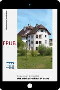 Cover «EPUB Das Winkelriedhaus in Stans»