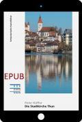Cover «Die Stadtkirche Thun EPUB»