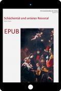 Cover «EPUB Die Kunstdenkmäler des Kanton Uri III. Schächental und unteres Reusstal»