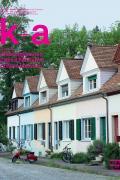 Cover k+a 2016.2 : Siedlungsbauten | Cités d'habitation | Edilizia popolare