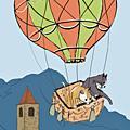 Leo e Lila alla scoperta del Grigionitaliano / Leo und Lila entdecken Italienischbünden