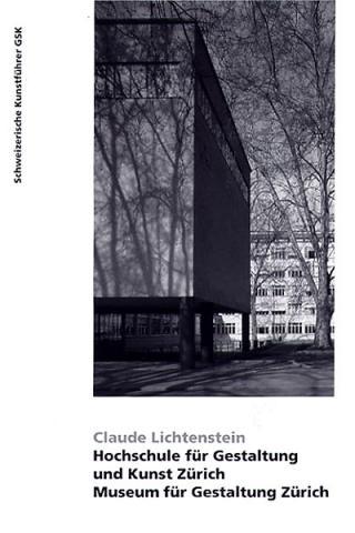 Hochschule f r gestaltung und kunst z rich museum f r for Hochschule fuer gestaltung