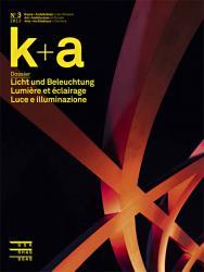 Licht und Beleuchtung | Lumière et éclairage | Luce e illuminazione