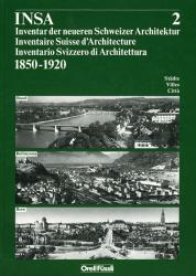 Titelbild INSA Band 2: Basel, Bellinzona, Bern