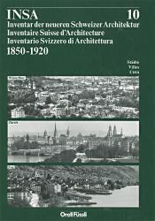 INSA Band 10: Winterthur, Zürich Zug