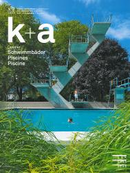 Cover K+A 2013.3 : Schwimmbäder | Piscines | Piscine