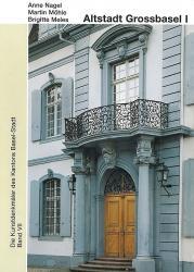 Band 109. Basel-Stadt VII. Die Altstadt von Grossbasel I,  Profanbauten