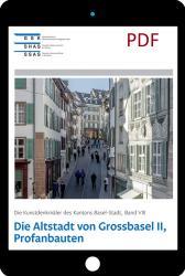 PDF Basel-Stadt VIII. Die Altstadt von Grossbasel II, Profanbauten