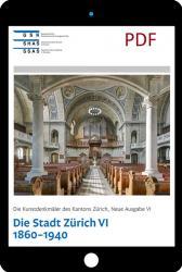 PDF Zürich N.A. VI. Stadt Zürich VI. Die Grossstadt Zürich 1860-1940