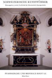 Pfarrkirche und Beinhaus Root LU