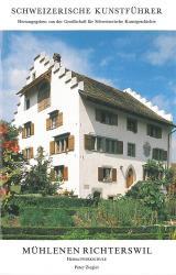 Mühlenen Richterswil. Heimatwerkschule