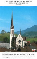 Die Pfarrkirche St. Jakob in Escholzmatt LU