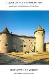 Le château de Morges