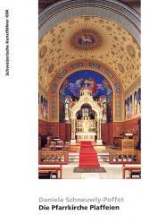 Die Pfarrkirche Plaffeien