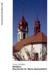 Winikon. Pfarrkirche St. Maria Himmelfahrt