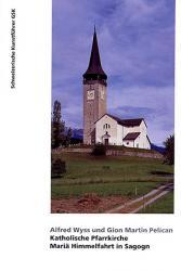 Katholische Pfarrkirche Mariä Himmelfahrt in Sagogn