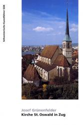 Kirche St. Oswald in Zug