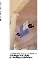 Christkatholische Kirche zu Franziskanern, Solothurn
