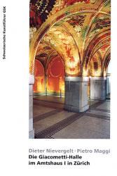 Die Giacometti-Halle im Amtshaus I in Zürich
