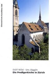 Die Predigerkirche in Zürich