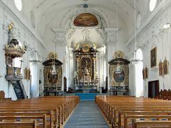 Die Pfarrkirche St. Martin in Altdorf und ihr Bezirk