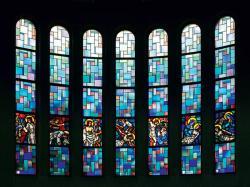 Die katholische Kirche St. Josef in Bussnang