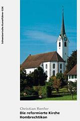 Titelbild Die reformierte Kirche Hombrechtikon