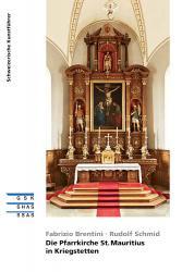Die Pfarrkirche St. Mauritius in Kriegstetten
