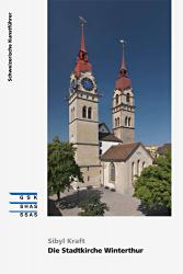 Die Stadtkirche Winterthur (Cover)