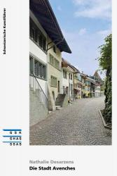 Cover Die Stadt Avenches