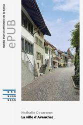 Cover La ville d'Avenches (français) EPUB