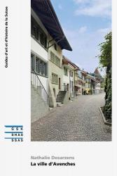 Cover La ville d'Avenches