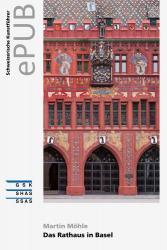 Cover Das Rathaus in Basel (Deutsch) EPUB