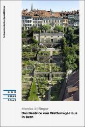 Cover SKF-0958D «Das Beatrice von Wattenwyl-Haus in Bern»