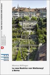 Cover SKF-0958I «La casa Beatrice von Wattenwyl a Berna»