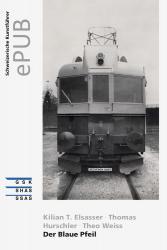 Cover Der Blaue Pfeil (Deutsch) EPUB