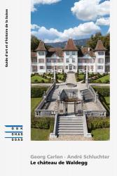 Cover Le château de Waldegg