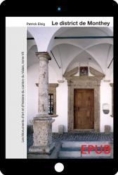 EPUB Les monuments d'art et d'histoire du canton du Valais, tome VII. Le distric