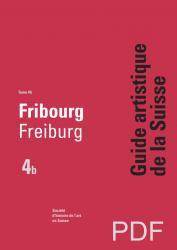 Guide artistique de la Suisse 4b - Fribourg PDF