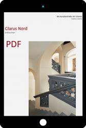 Cover «PDF Die Kunstdenkmäler des Kantons Glarus II. Glarus Nord»