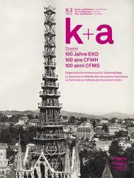 Cover k+a 2015.2 : 100 Jahre EKD | 100 ans CFMH | 100 anni CFMS