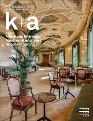 Cover k+a 2017.1 : Möbel und Intérieurs