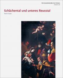 Cover «Die Kunstdenkmäler des Kanton Uri III. Schächental und unteres Reusstal»