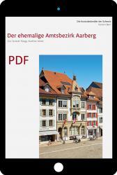 Cover «PDF Die Kunstdenkmäler des Kantons Bern, Land IV. Der ehemalige Amtsbezirk Aarberg»