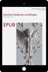 Cover EPUB «Die Kunstdenkmäler des Kantons Thurgau IX. Zwischen Bodensee und Bürglen»