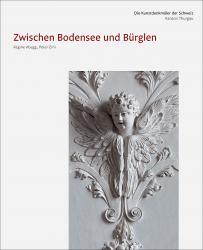 Cover «Die Kunstdenkmäler des Kantons Thurgau IX Zwischen Bodensee und Bürglen»
