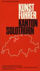 Cover Kunstführer Kanton Solothurn